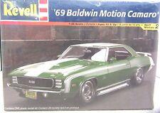 New Sealed Revell '69 Baldwin Motion Camaro Model Kit 1/25 85-2347