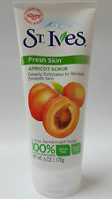 St Ives Fresh Skin Apricot Scrub Deeply exfoliates to reveal smooth skin 170g