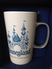 NEW Starbucks Disneyland 60th Diamond Anniversary Mug