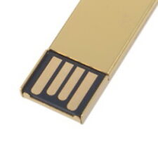8GB Thin Key USB Flash Pen Drive Memory Stick EA