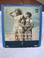 CED VideoDisc Sally Field Places in the Heart (1984) TriStar Pics, CBS/Fox Video