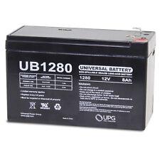 UPG 12V 8Ah APC Back-UPS ES 650 UPS Battery : Replacement