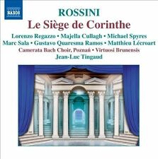 NEW Rossini: Le Sige De Corinthe CD (CD) Free P&H