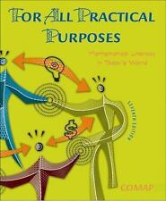 For All Practical Purposes: Mathematical Literacy in Today's World-ExLibrary