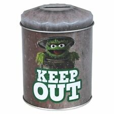 Grouch Dustbin Money Tin
