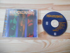 CD Punk Edgewise - Silent Rage (8 Song) FIRE ENGINE