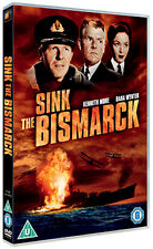 SINK THE BISMARCK - DVD - REGION 2 UK