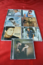 Enrique Iglesias Alejandro Sanz Chayanne Latin CD Lot of 7 MUST HAVE!!!
