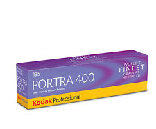 5 Rolls Kodak Portra 400 35mm 135-36 Professional Print film Dated05/2018