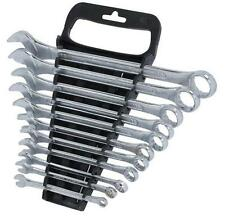 CT0197 11PC Combination Wrench Spanner Set 6-19mm With Storage Rack