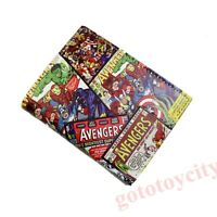 Marvel Captain America The Avengers Comics Wallet New