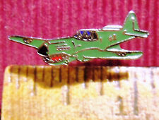 Flying Tigers AVG Shark Mouth Curtis P-40 Warhawk Fighter Hat, Tie, or Lapel Pin