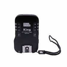 CameraPlus® Pixel King Wireless i-TTL Extra Receiver Flash Trigger for Nikon