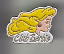 RARE PINS PIN'S .. ART JOUET TOY POUPEE DOLL CLUB BARBIE  BLONDE FRANCE ~DA