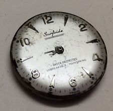 VINTAGE SUNFSIDE FRANCE, 7J WRIST WATCH MOVEMENT FOR PARTS/REPAIRS. O#9