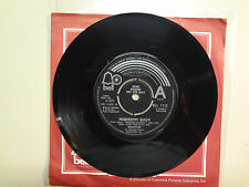 """MOUNTAIN:Mississippi Queen 2:30-The Laird 4:35-U.K. 7"""" 5-6- 1970 Bell Recs. Demo"""
