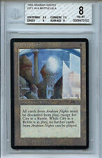 MTG Arabian Nights City in a Bottle BGS 8.0 NM-MT Magic The Gathering WOTC 5102