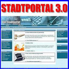 Stadtportal 3.0 Webprojekt - verschiedene Lizenzarten
