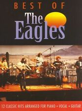 BEST of THE EAGLES Music Book Piano Vocal Guitar PVG
