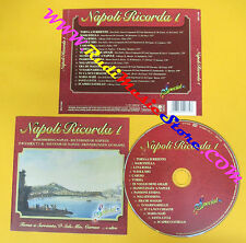 CD Compilation Napoli Ricorda 1 FRANCO SIMONE NARDI CAROSONE no lp mc vhs(C41)