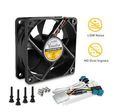 Pq220 AcoustiFan DUSTPROOF 70 7cm CASE FAN afdp-7025b