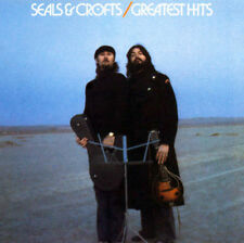 SEALS AND CROFTS: GREATEST HITS – 10 TRK CD, BEST OF, SUMMER BREEZE,DIAMOND GIRL