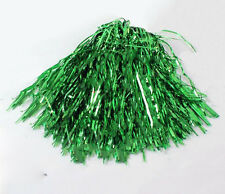 2 X Cheerleading pompoms Waver Fancy Dress Costume Pom Pom Dance Accessory