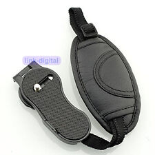 Universal Camera Hand Wrist Strap & Grip for Canon Nikon Sony Pentax DSLR