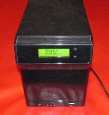 Seagate BlackArmor NAS 400 4-Bay Network Storage Server, Diskless