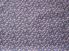 "LIBERTY OF LONDON TANA LAWN FABRIC  ""Penny D"" 1 METRE  (100 cm)"
