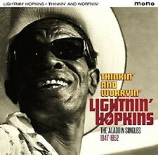 LIGHNIN' HOPKINS - THINKIN' & WORRYIN'   CD NEU