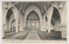 Kent postcard - Tunbridge Wells - Saint James Church (Interior) - LL no. 15