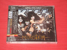 KISS MONSTER 2013 JAPAN TOUR EDITION 2 SHM CD SET bonus track