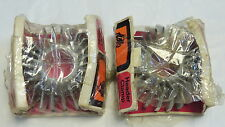 """Finned Clips, 1 1/2"""" ID for BSA 650 and others, NOS (new old stock)"""