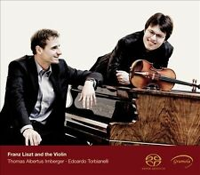 Liszt and The Violin, New Music