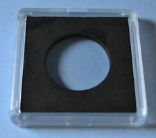 5 - 2x2 SMALL DOLLAR 26.5MM Guardhouse plastic snaplock coin holders NEW!