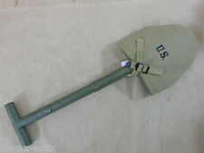 Us Army T-Shovel sems 1942 with cover/pala pala con bolsa