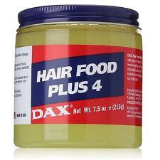 Dax Hair Food Plus 4 7.50 oz (Pack of 3)
