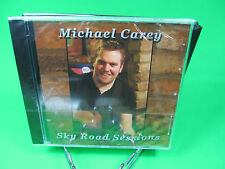 Michael Carey - Sky Road Sessions CD A Irish Celtic Album - New & Sealed