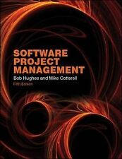 Software Project Management, Bob Hughes, Mike Cotterell - Paperback Book NEW 978