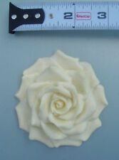 Shabby Chic Decorative Furniture Moulding 3 inch Rose - Chalk Paint