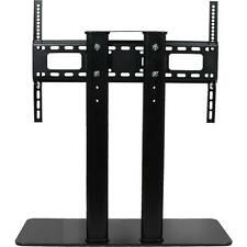 "LCD LED Plasma Universal TV Stand Pedestal Base 40"" 42"" 46"" 52"" 55"" 57"" 60"" 65"""