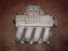 Renault sport Clio 182 upper inlet manifold.