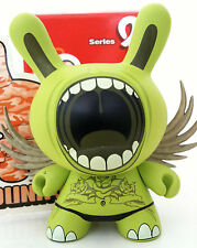 "DUNNY 3"" SERIES 2 DEPH BIG MOUTH WINGS CHASE 1/48 KIDROBOT 2006 VINYL TOY"