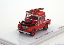 1:43 True Scale Land Rover series 1 88 inch fire engine 1957