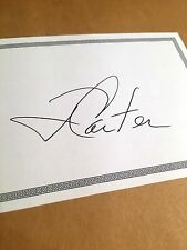 """PRESIDENT JIMMY CARTER AUTOGRAPHED SIGNED """"WHY NOT THE BEST?"""" PSA/DNA AUTO BOOK"""