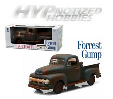 GREENLIGHT 1:18 FORREST GUMP 1951 FORD F1 PICK UP TRUCK DIE-CAST RUST 12968
