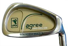 LPGA Square Two Agree Pitching Wedge Woman's Golf Club_Steel Shaft LH