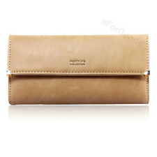 Brand New  Matte PU Leather Women's Wallet Ladies Card Purse Clutch  Handbag Bag