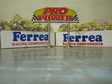FERREA SS VALVES 2.25 1.88 BIG BLOCK CHEVY 454 427 409